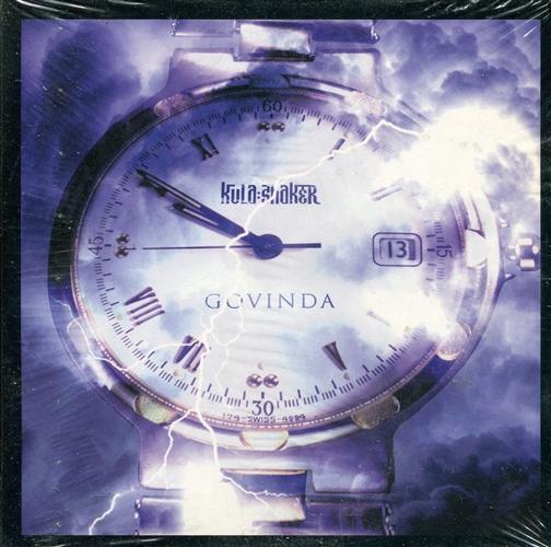 Kula Shaker Govinda Records Lps Vinyl And Cds Musicstack