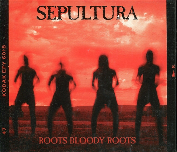 Sepultura Roots+Bloody+Roots CD:SINGLE