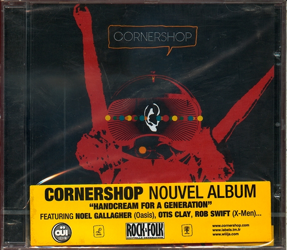 Cornershop - Handcream For A Generation- Cd France