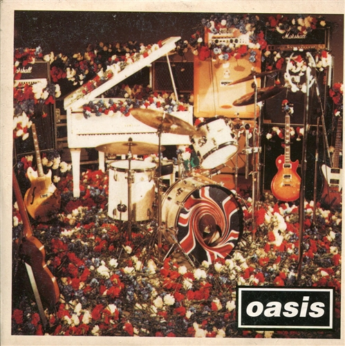 Don't Look Back In Anger- Cd Single France - Oasis