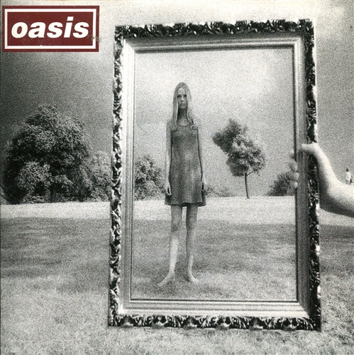 Oasis - Wonderwall- Cd Single France
