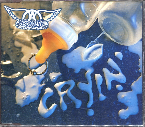 Aerosmith - Cryin'- Cd Maxi Germany