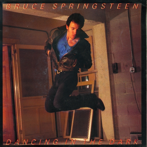 "Bruce Springsteen - Dancing In The Dark- 7"" Vinyl Holland"