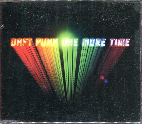 Daft Punk - One More Time- Cd Maxi Euro