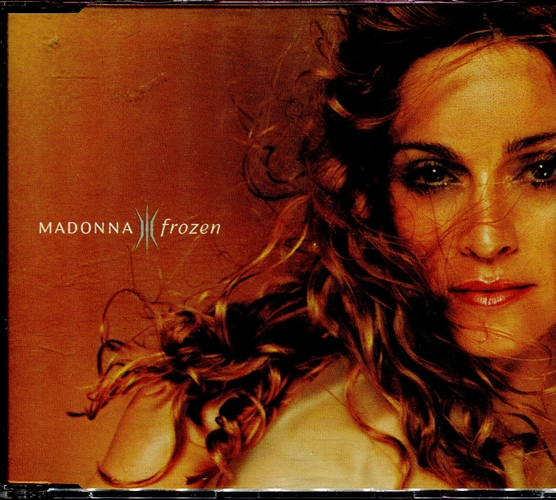 Madonna - Frozen- Cd Maxi Germany