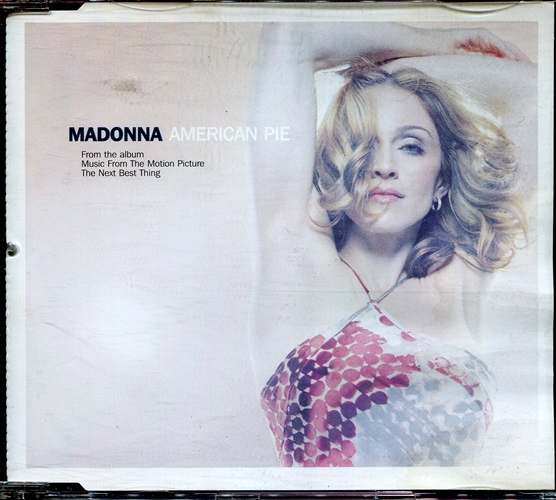 Madonna - American Pie- Cd Maxi Germany