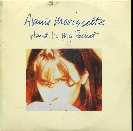 Alanis Morissette - Hand In My Pocket- Cd Single France