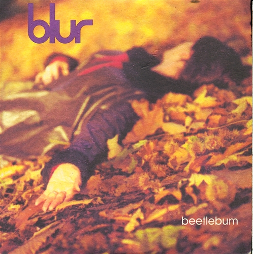 Blur - Beetlebum- Cd Single Uk