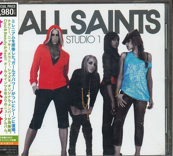 All Saints - Studio 1- Cd Japan