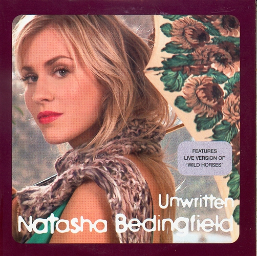 Unwritten- Cd Single Euro - Natasha Bedingfield