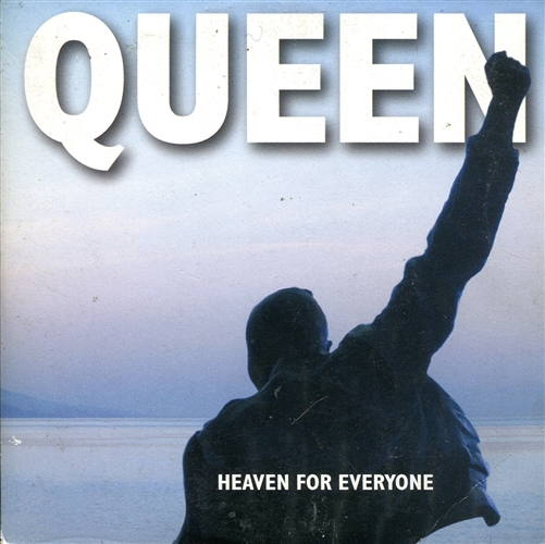 Queen - Heaven For Everyone- Cd Single Holland