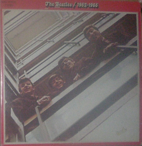 "Beatles - 1962-1966- 12"" Lp Vinyl France"