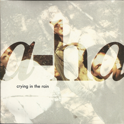 "A-Ha - Crying In The Rain- 7"" Vinyl France"