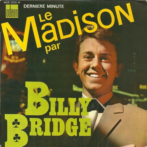 Le Madison Par Billy Bridge