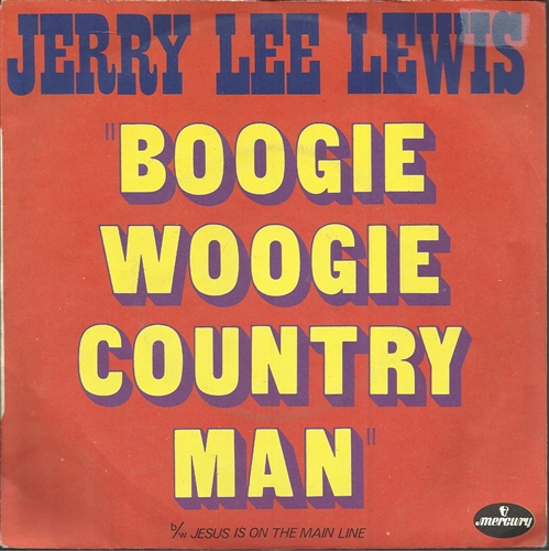 Boogie Woogie Country Man