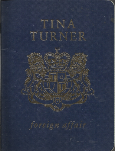 Tina Turner - Foreign Affair- Cd Euro