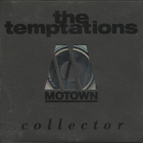 Temptations - Motown Collector- Cd Maxi France