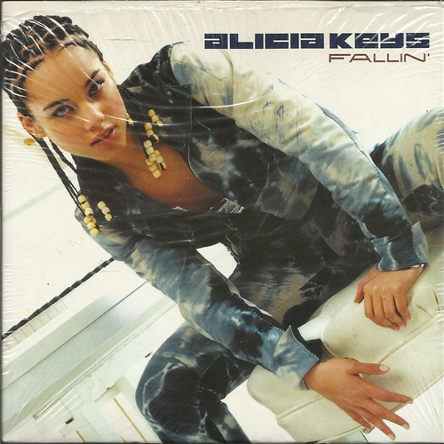 Alicia Keys - Fallin'- Cd Single Euro