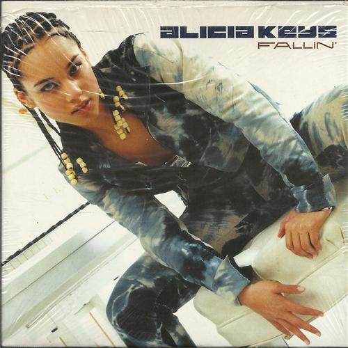 Alicia Keys - Fallin'- Cd Single Euro