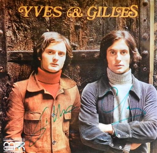 YVES & GILLES - Yves & Gilles - 33T