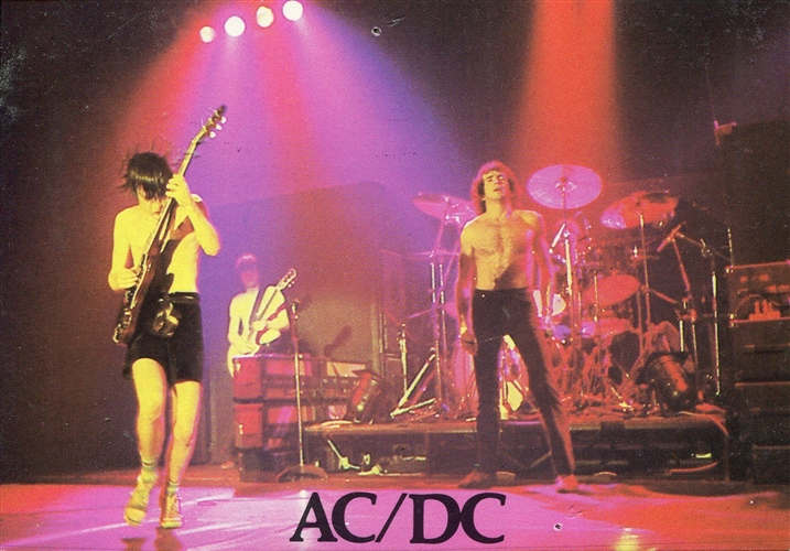 AC/DC - AC/DC - 50 gr