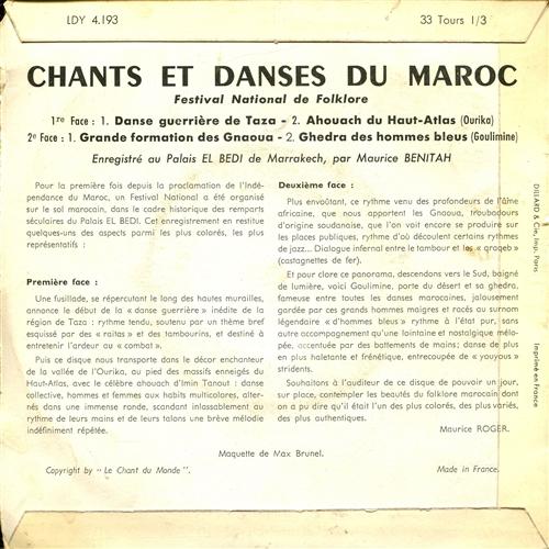 Various Chants Et Danses D'Afrique: Bobo-Oule