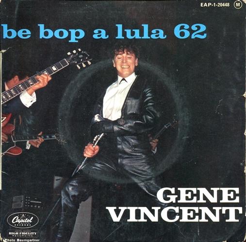 gene vincent be bop a lula records lps vinyl and cds musicstack. Black Bedroom Furniture Sets. Home Design Ideas