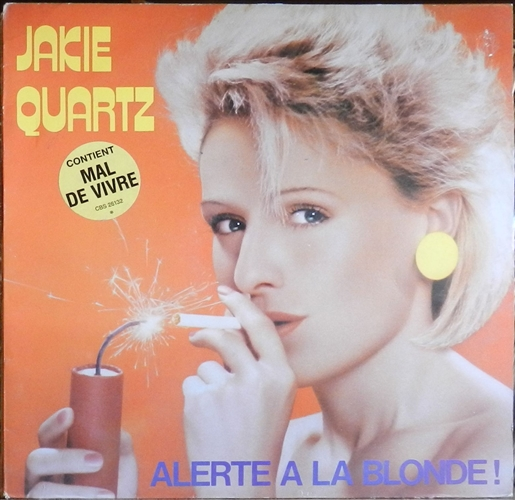 Alerte A La Blonde