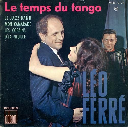 Le Temps Du Tango