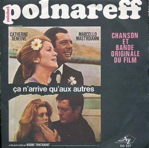 Michel Polnareff - Ca n'arrive qu'aux autres - 45T