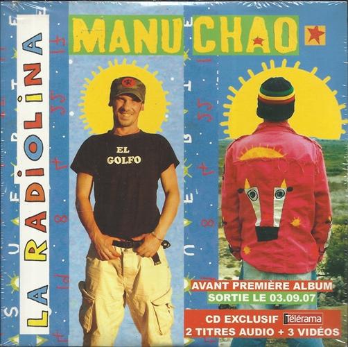 Album La radiolina de Manu Chao sur CDandLP