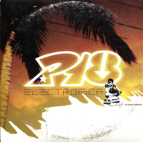 P18 - Electropica - CD Maxi