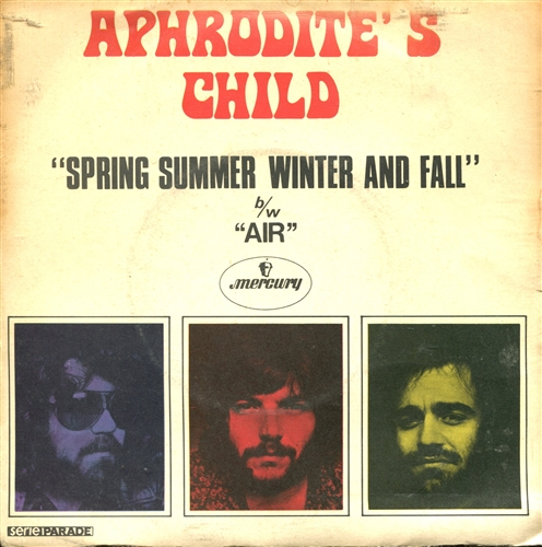 Aphrodite S Child Records Lps Vinyl And Cds Musicstack