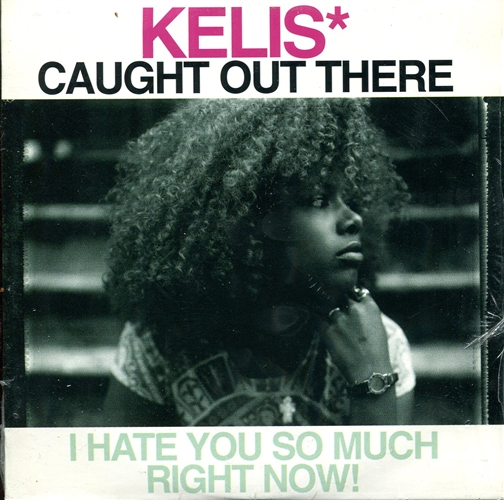 KELIS* - Caught out there - CD single