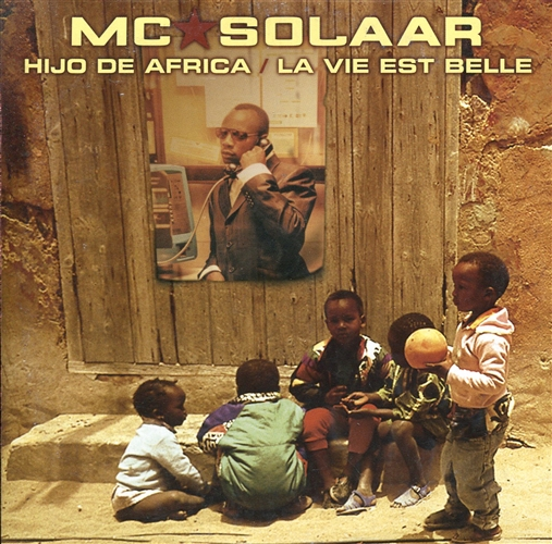 MC SOLAAR - Hijo de Africa - CD single