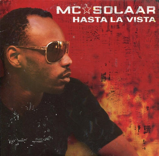 MC SOLAAR - Hasta la vista - CD Maxi