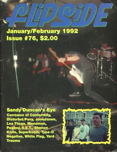 Sandy Duncan's Eye - Sandy Duncan's Eye - Magazine