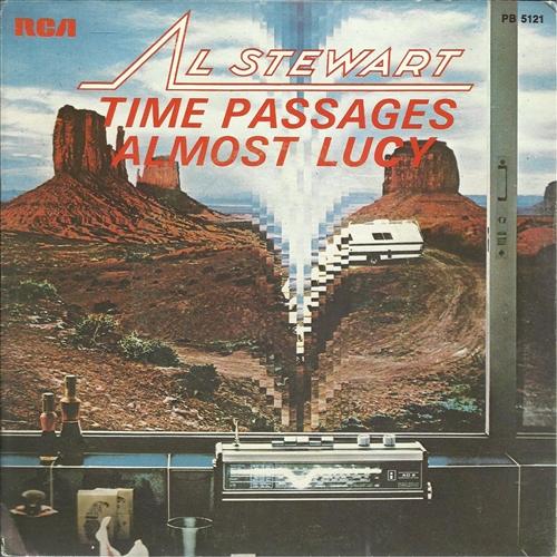 Al Stewart - Time passages - 45T