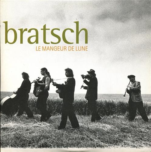 BRATSCH - Le mangeur de lune - CD Maxi