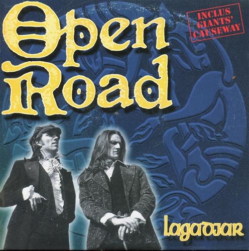 OPEN ROAD - Lagadjar - CD Maxi