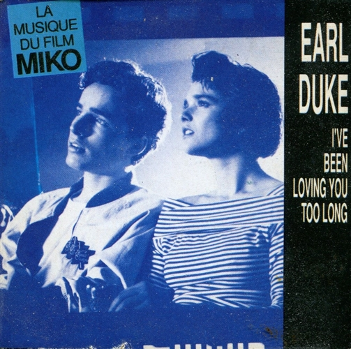 Earl Duke - I've been loving you too long - CD single