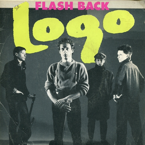Logo - Flash back - 45T