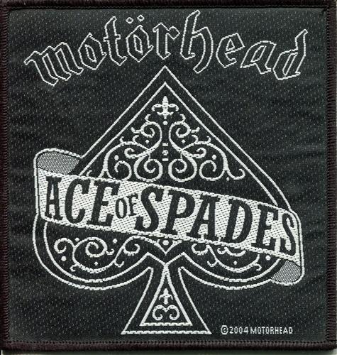 Motörhead - Ace of spades - T-shirt