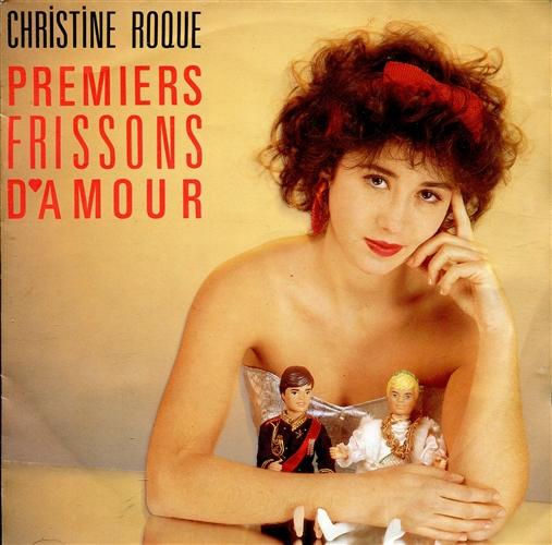Christine Roque Premiers frissons d'amour