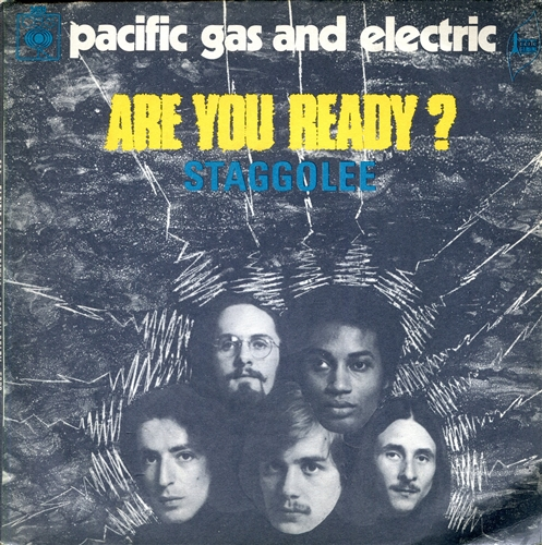 Are you ready? by Pacific Gas & Electric, 7inch x 1 with ...