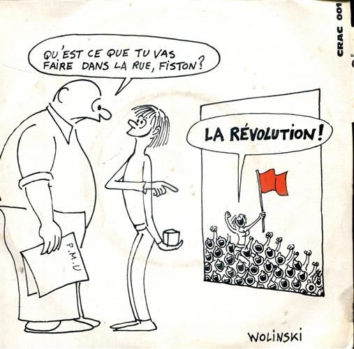 Evariste La Révolution