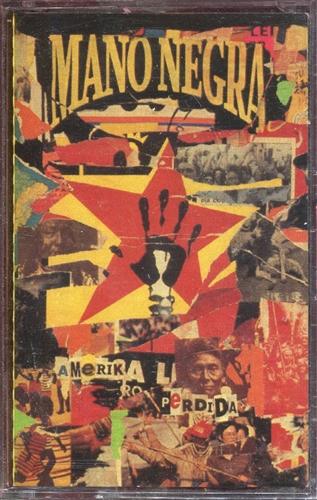 Mano Negra - Amerika perdida - Cassette