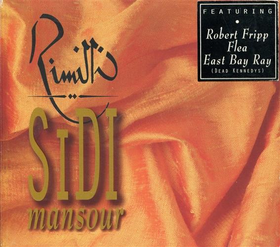 CHEIKHA RIMITTI - Sidi Mansour - CD