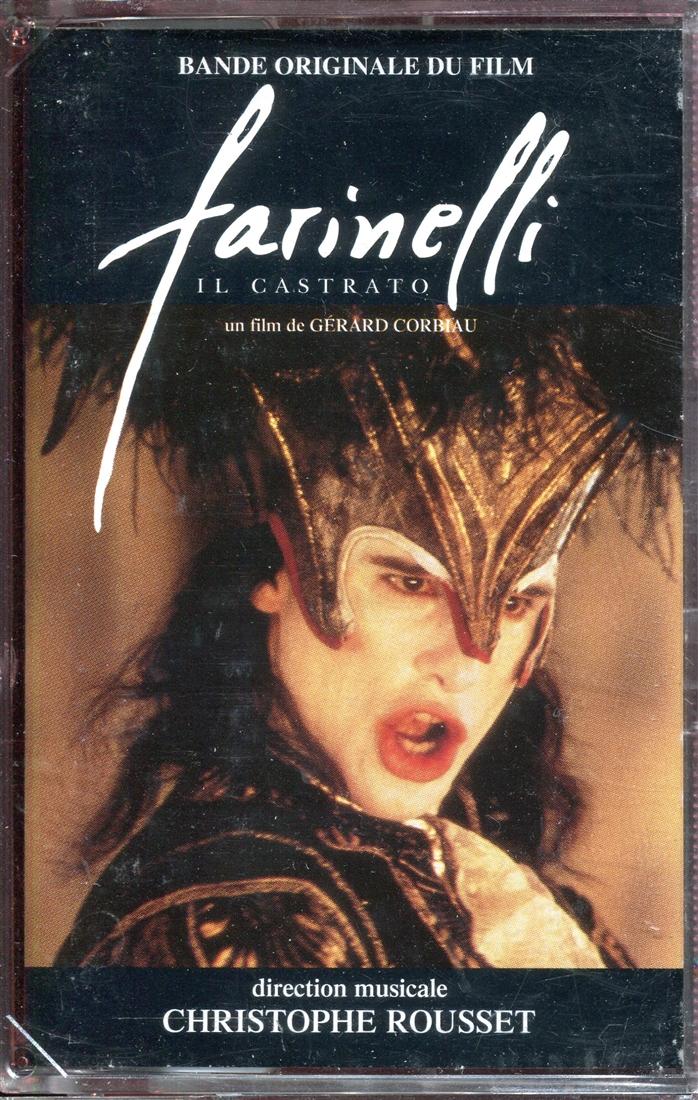 Christophe Rousset - Farinelli - Cassette