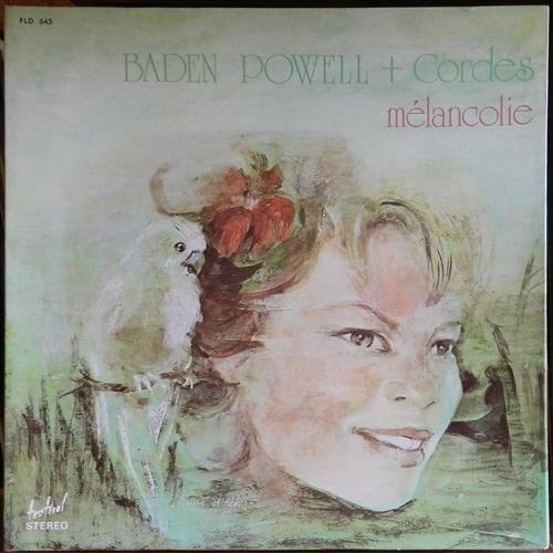 BADEN POWELL - Mélancolie - LP